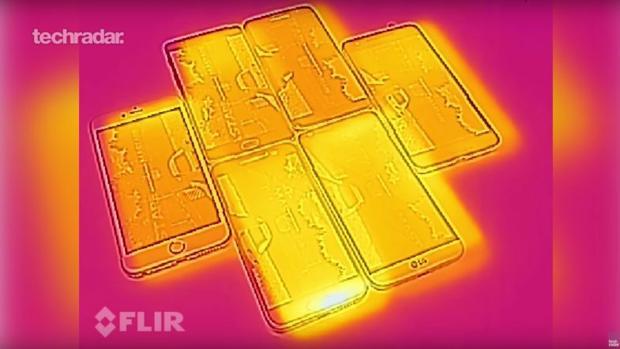 ¿Cuál es el smartphone que menos se calienta jugando?