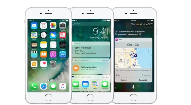 Las claves de iOS 10