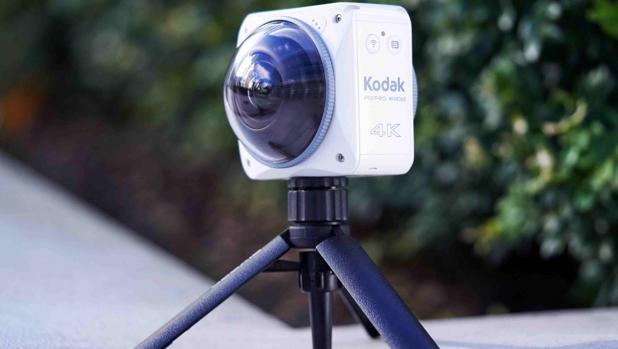 Kodak mantiene su apuesta por el formato 360