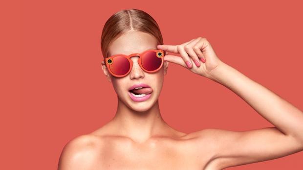 Snapchat lanza sus propias gafas para grabar recuerdos