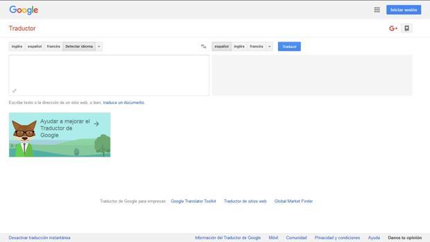 Tres curiosos errores del traductor de Google que probablemente no conozcas