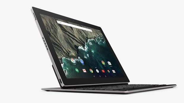 Google prepara un portátil para el debut de Andromeda, su sistema operativo híbrido