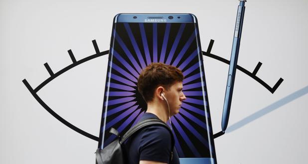 Los nuevos Galaxy Note 7 empezarán a venderse en Europa el próximo 28 de octubre