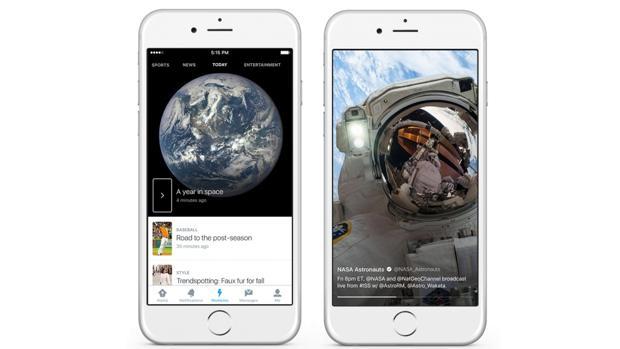 Twitter lanza «Momentos» para todos sus usuarios