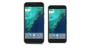 Detalle del posible diseño de los nuevos móviles de Google