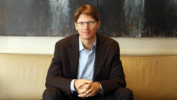 Niklas Zennström: «Había un momento disruptivo en el mundo de la telefonía y queríamos liderarla»