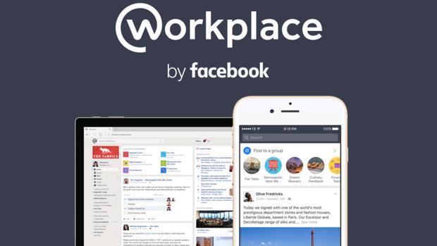 Facebook presenta Workplace, su plataforma social para empresas