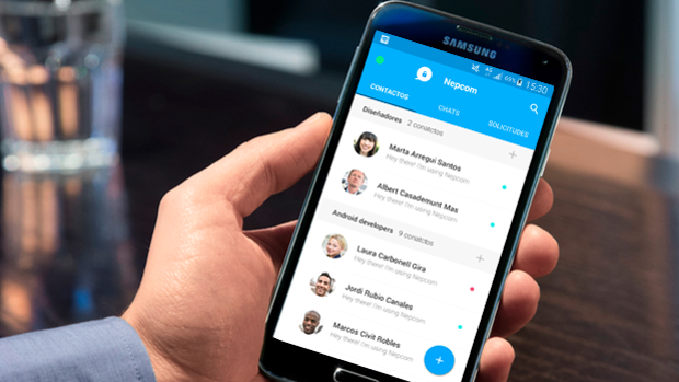 Así es el Snapchat empresarial: crean una nueva «app» de mensajería que autodestruye datos confidenciales