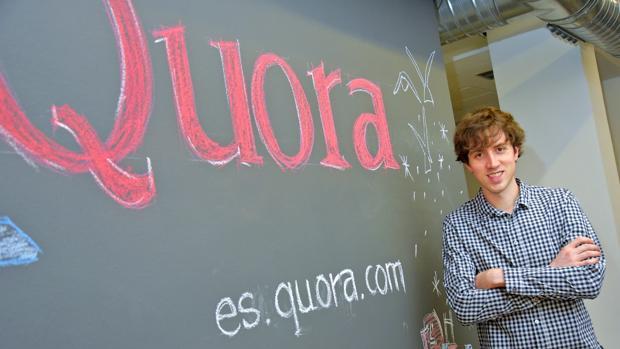 El que fuera director de tecnología de Facebook adapta al español su red social Quora