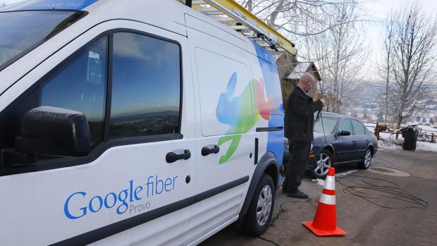 Google Fiber se congela