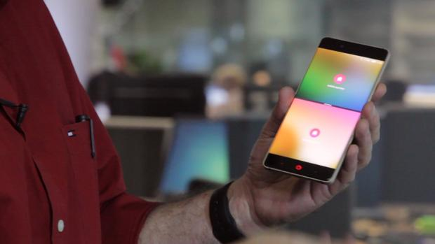 Probamos el Nubia Z11, un «smartphone» sin bordes