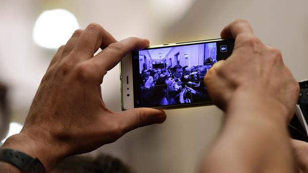 La información íntima de tu «smartphone» puede ser leída por la policía