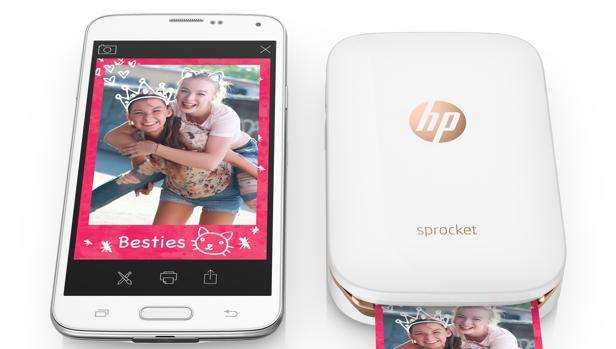 Con este «gadget» no se te perderán las fotos del móvil