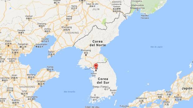 Seúl veta Google Maps por el conflicto con Corea del Norte