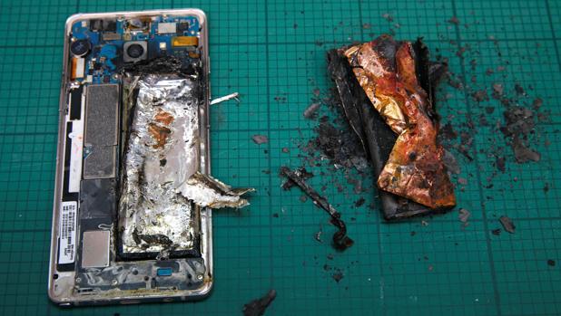 Samsung se defiende: los Galaxy S7 son seguros y no tienen problemas con sus baterías