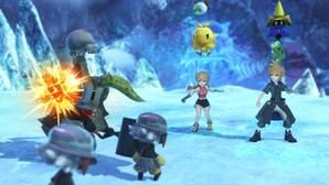 «World of Final Fantasy»: dulzura contenida para atrapar monstruos emblemáticos