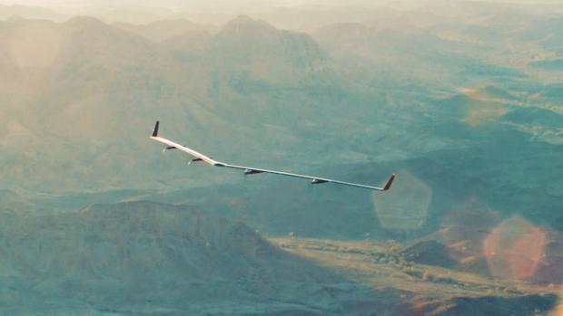 EE.UU. investiga el drone Aquila de Facebook tras sufrir un accidente