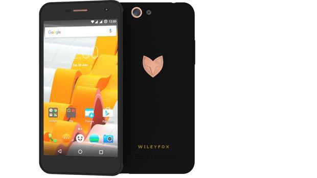 Wileyfox Spark X: un «smartphone» para potenciar Cyanogen