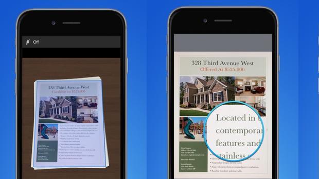 9 aplicaciones para escanear documentos con el «smartphone»