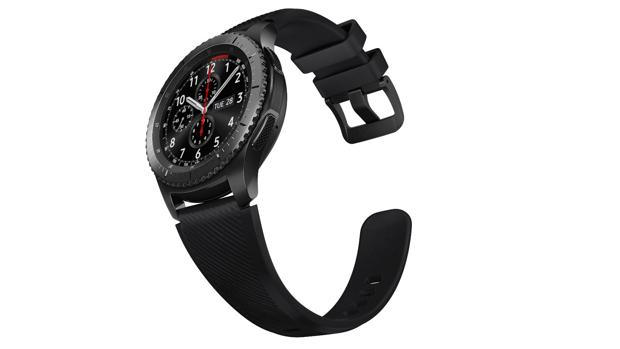 Samsung trae a España su nuevo «smartwatch» Gear S3 con el que robar espacio al Apple Watch