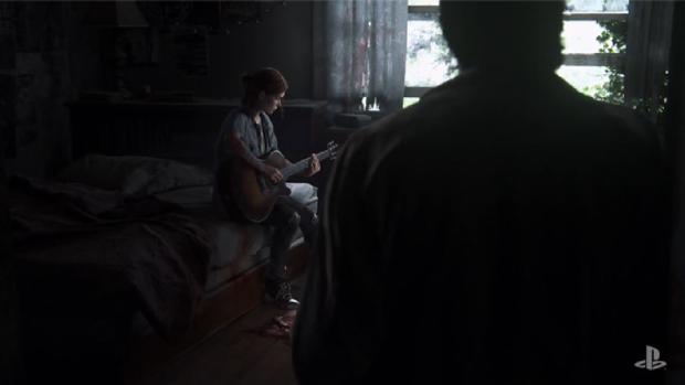 Captura de pantalla de «The Last of Us 2»