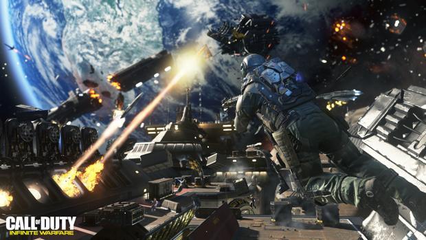 «Call of Duty: Infinite Warfare»: conflictos orbitales