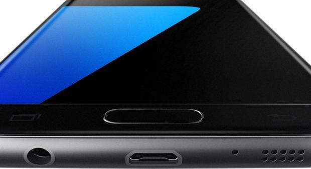 Detalle el Samsung Galaxy S7