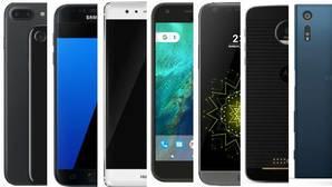 Los mejores smartphones de 2016
