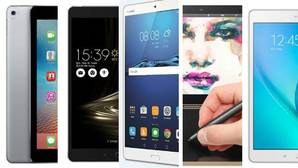 Las mejores tablets de gama alta de 2016