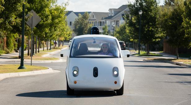 Google independiza su automóvil autónomo