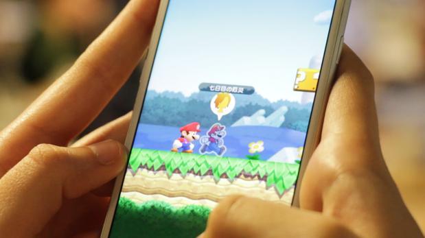 Super Mario Run: conexión permanente, básico y adictivo