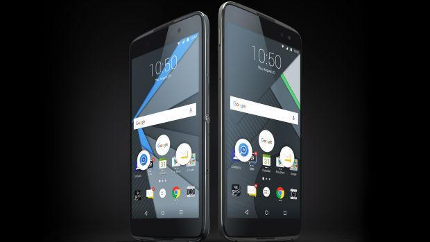 BlackBerry confía en la compañía china TCL Communication para fabricar sus nuevos teléfonos