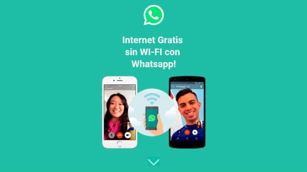 La nueva estafa de internet gratis que circula por WhatsApp