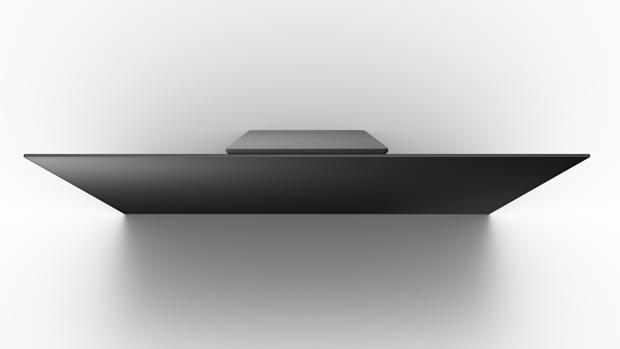 Sony fusiona la pantalla con los altavoces en una televisión OLED