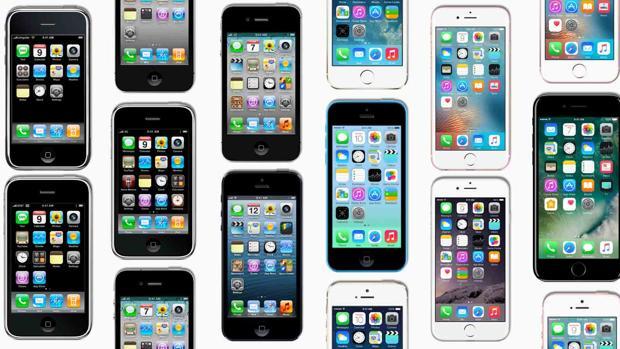 El iPhone cumple diez años como el «gadget» más revolucionario