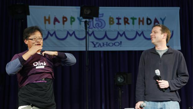 Auge y caída de Yahoo!, pionero de internet