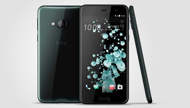 Inteligencia Artificial y doble pantalla: así es el HTC U Ultra