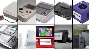 Éxitos y algún fracaso de las consolas de Nintendo