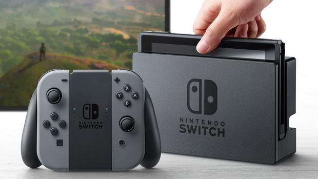 Nintendo Switch: a la venta el 3 de marzo por un precio de 300 euros