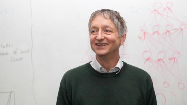 Geoffrey Hinton, artífice de las primeras máquinas capaces de aprender, recibe el Premio BBVA