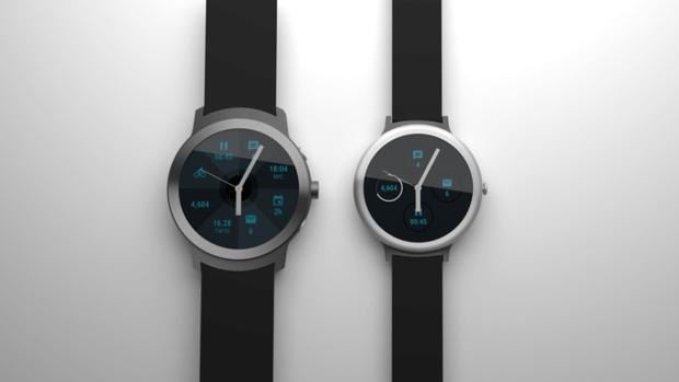 Google prepara un reloj inteligente con LG en el debut del nuevo ecosistema Android Wear