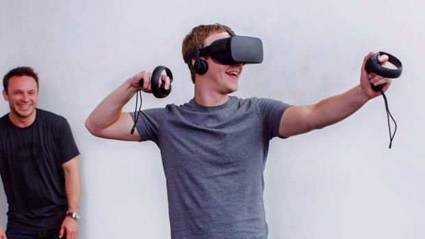Facebook niega que su sistema de realidad virtual fuera robado