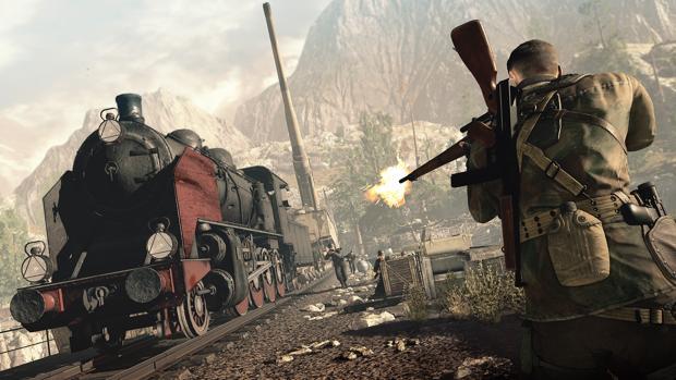 Sniper Elite 4 La Segunda Guerra Mundial Vuelve A La Primera Linea