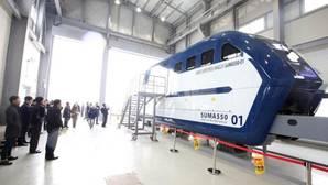 El increíble tren que pretende «volar» a 1.000 kilómetros por hora