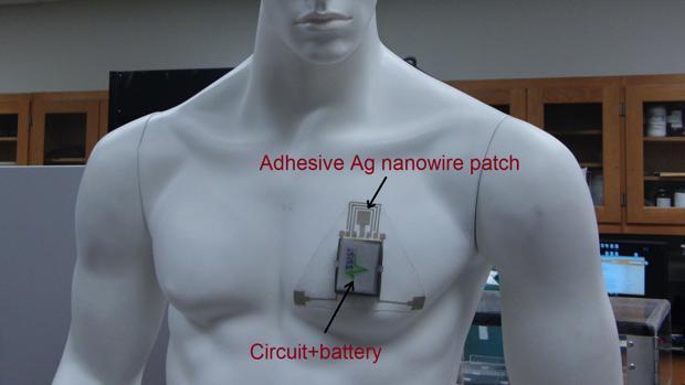 Investigadores desarrollan un «wearable» de bajo coste para medir la hidratación de la piel