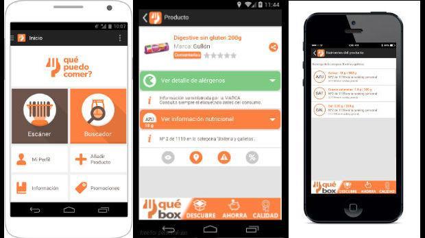 Qué Puedo Comer, la «app» que se suma a la lucha para limitar el consumo de azúcar, grasas saturadas y sal