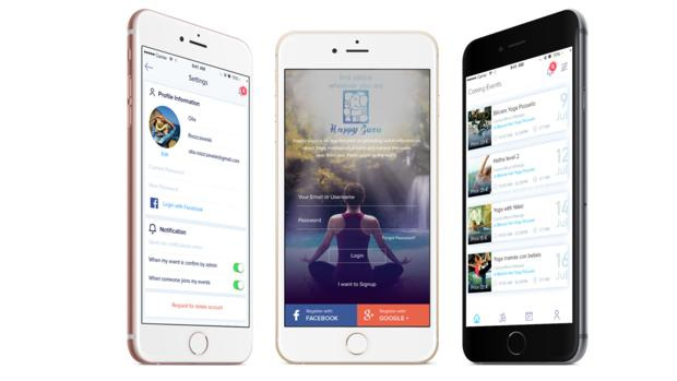 Happy Guru, una «app» para relajarte