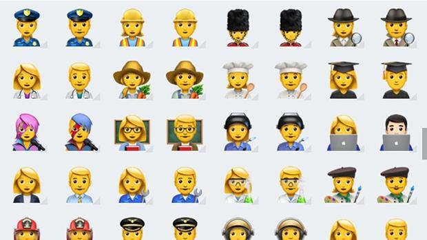 Estos son los nuevos «emojis» que preparan su llegada a WhatsApp