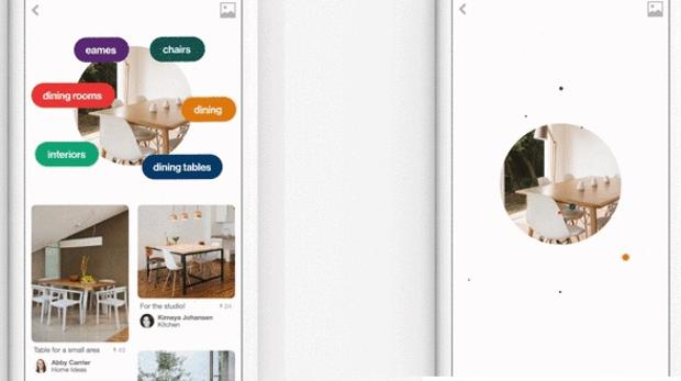 Pinterest crea Lens, el «Shazam» para identificar objetos del mundo real
