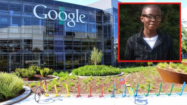 El joven camerunés autodidacta que ha conquistado a Google a pesar de tener bloqueado internet